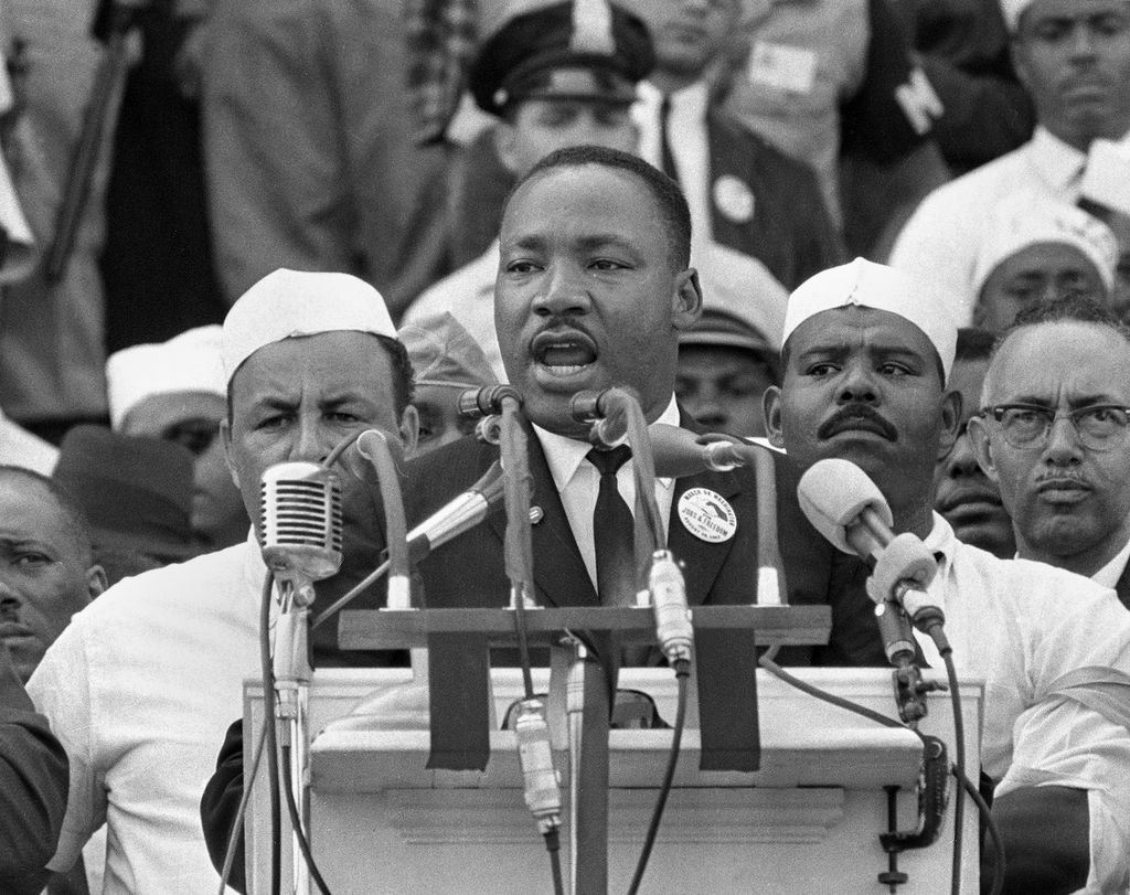 Martin Luther King I Have A Dream Speech Date