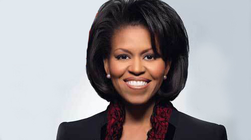 Michelle Obama (ebony)