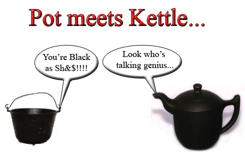 pot meet kettle quotes about love