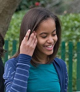Malia Obama 2