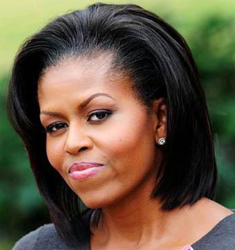 Michelle Obama Finesse