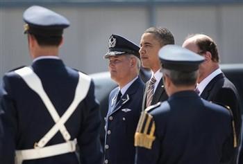 Barack Obama, Alfredo Moreno, Marcos Gonzalez