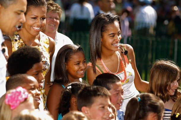 President And Mrs. Obama Host Annual Easter Egg Roll