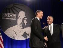 Barack Obama, Al Sharpton