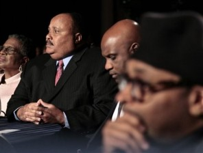 Martin Luther King III, Spike Lee