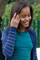 Beautiful Malia