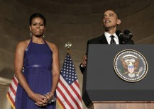 President Obama Attends Pritzker Architecture Prize Event