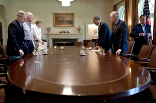 Debt Ceiling Negotiations13