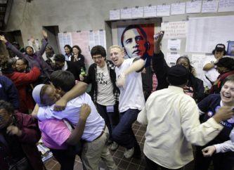 election night reaction 36 (Philadelphia, PA)