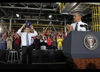 Lee Myung-bak, Barack Obama