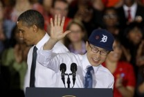 Barack Obama, Lee Myung-bak