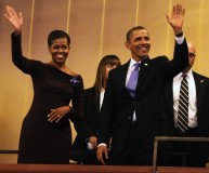 President Obama Celebrates Martin Luther King Jr's Holiday