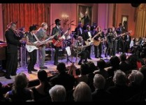 Barack Obama, Michelle Obama, Troy Trombone Shorty Andrews, Jeff Beck, Derek Trucks, Gary Clark, Jr., B.B. King, Buddy Guy, Warren Haynes, Shemekia Copeland, Susan Tedeschi, Keb Mo