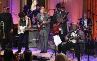 "Artistes perform during the ""In Performance at the White House"" series in Washington"