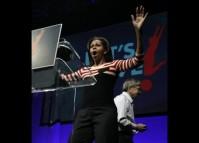 Michelle Obama, Terry Branstad