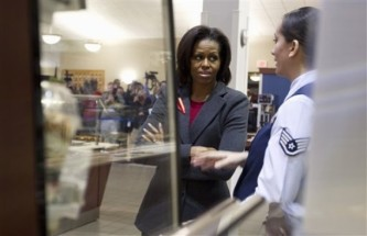 Michelle Obama, Amanda Rodrguez