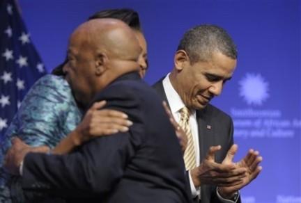 Barack Obama, Michelle Obama, John Lewis