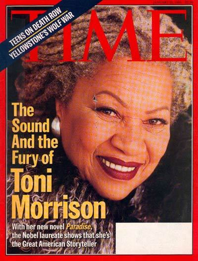 a biography of toni morrison and role in american literature African-american literature is the body of literature produced in the united states by writers of african descent  among the themes and issues explored in this literature are the role of african americans within the larger american society,  including fiction writers toni morrison and alice walker and poet james emanuel.