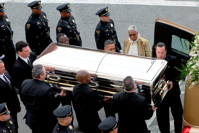 Whitney Houston Funeral Whitney Houston funera...