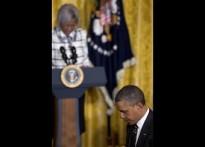 Barack Obama, Cynthia Hale