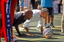 President And Mrs. Obama Host Annual Easter Egg Roll At White House