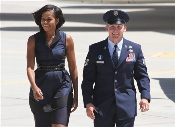 Michelle Obama, Jordan Bishopp