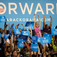 Photos: President Obama Holds Campaign Rally in Virginia