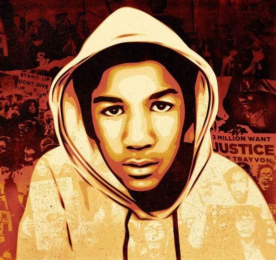 night trayvon martin died - 550×519