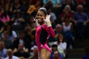 GOLD for Gabby Douglas