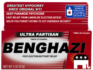 Benghazi post election relief