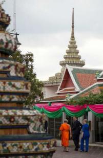 Buddhist temple 8