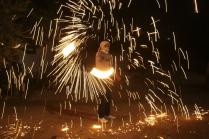 Palestinians celebrate 10