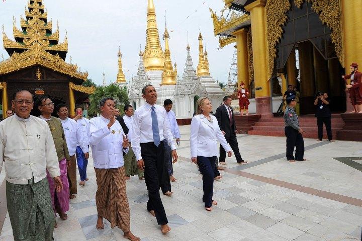 Shwedagon Pagoda 12