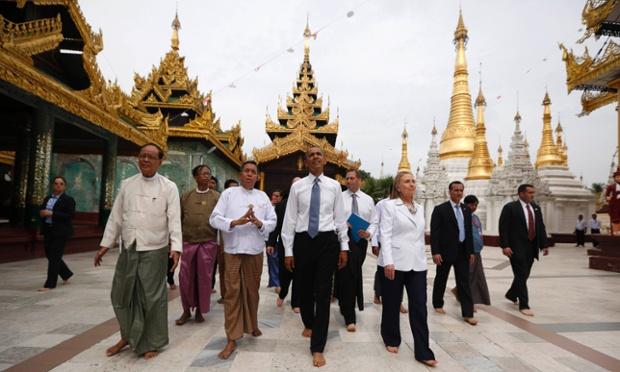Shwedagon Pagoda 5