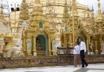 Shwedagon Pagoda 8