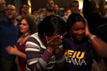 Supporters celebrate Obama22