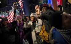 Supporters celebrate Obama6