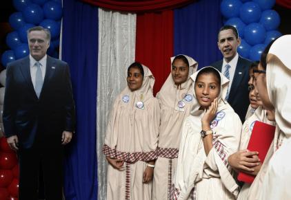 World Celebrates Obama11