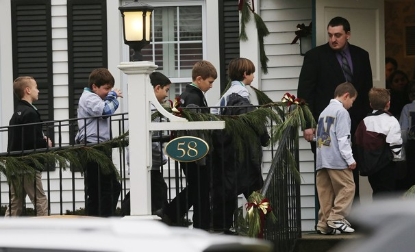 Funerals for the Newtown victims