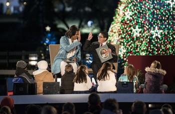 lighting of the National Christmas Tree14