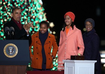 lighting of the National Christmas Tree15