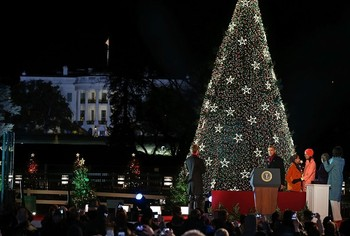 lighting of the National Christmas Tree3