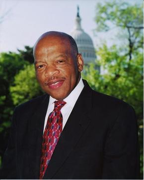 Congressman John Lewis.
