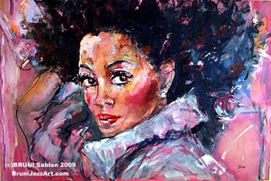 diana ross portrait-5