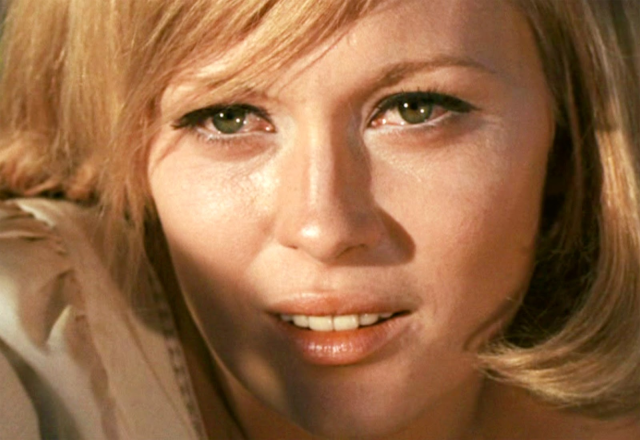 Faye Dunaway  in 'Bonnie and Clyde.'