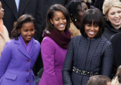 First Family at Inauguration