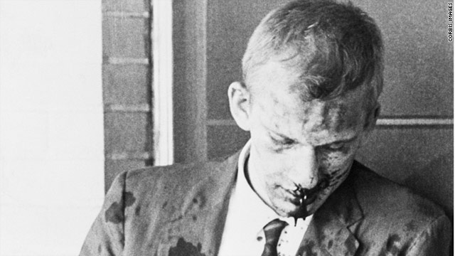 Freedom Riders-James Zwerg's physical wounds healed after he was attacked by an Alabama mob, but the emotional wounds festered.