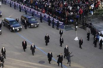 Inaugural Parade14