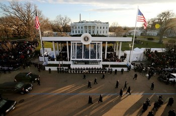 Inaugural Parade16