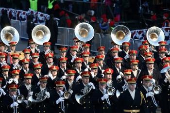 Inaugural Parade32